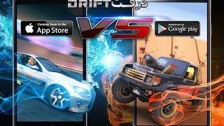 Dubai Drift Coming soon to iOS..prepare for battle