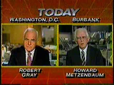 Lobbying in Congress (1986 ... Ohio Sen.Howard Metzenbaum)