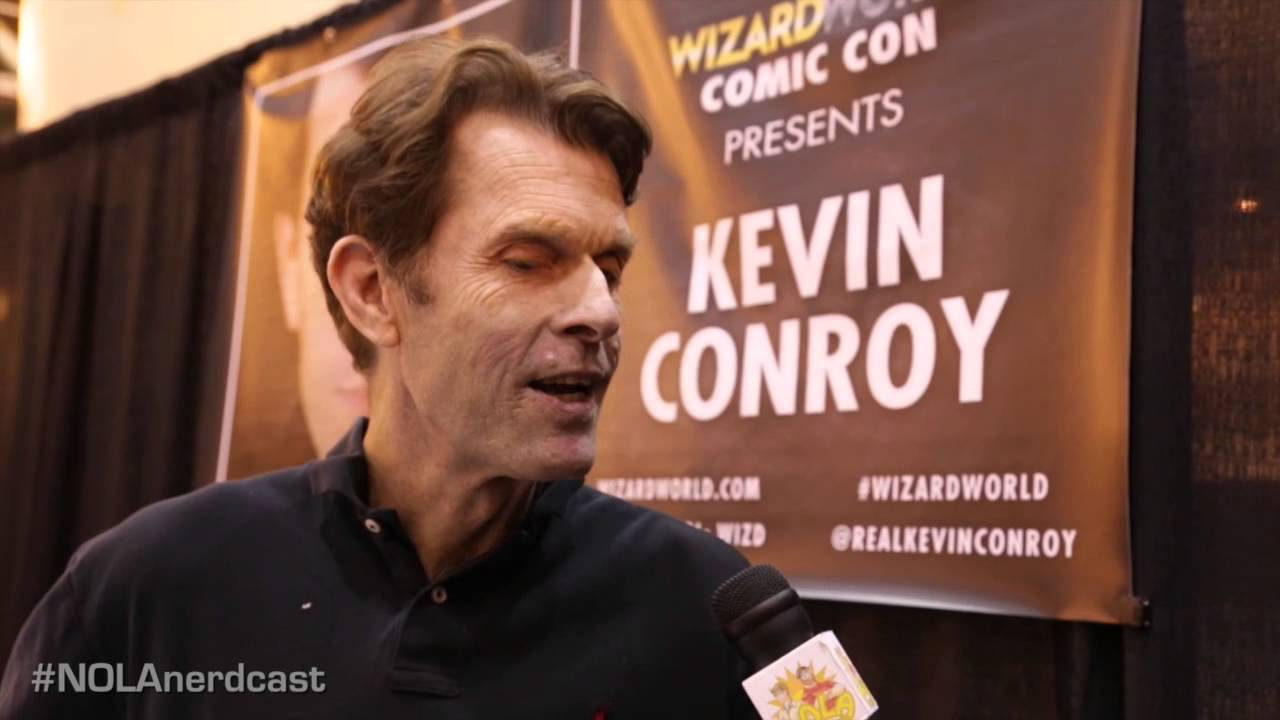 kevin conroy height