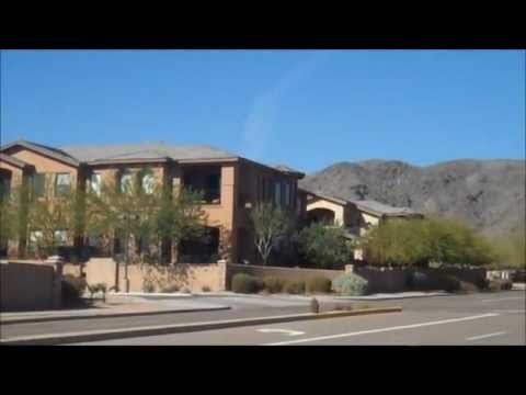 Ahwatukee Foothills Mountain Views from Vantage & Chandler Blvd