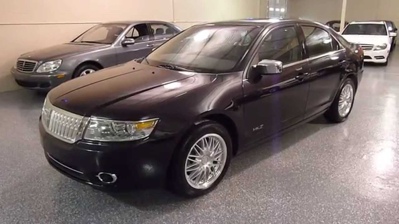 2007 Lincoln MKZ 4dr Sedan AWD SOLD (#2405) Plymouth, MI - YouTube