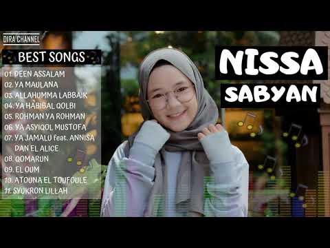 Download  LAGU TERPOPULER NISSA SABYAN NUANSA RELIGI Gratis, download lagu terbaru