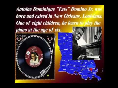 Ain't That A Shame - Fats Domino (April 1955) HQ