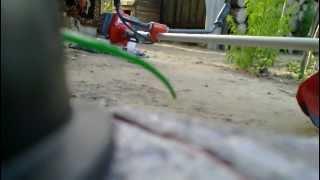 EFCO ,motocoasa efco 8460 ,partea 2