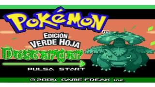 DESCARGAR POKEMON VERDE HOJA 2017 PARA PC ESPAÑOL 1 Link l UnParDeMonos