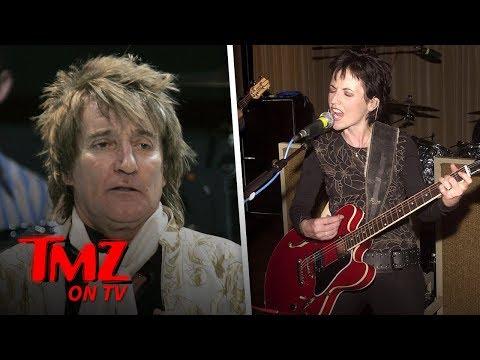 Rod Stewart Devastated Over Cranberries Singer