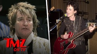 Rod Stewart Devastated Over Cranberries Singer's Death | TMZ TV