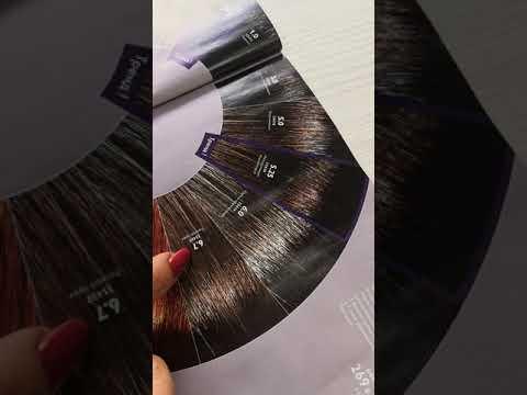 Как смешивать краски для волос #красота #скидки #краска для волос #форсажрекомендует