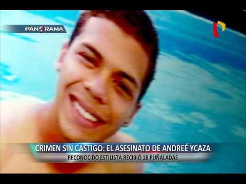 Andreé Ycaza: Los detalles del asesinato del famoso estilista