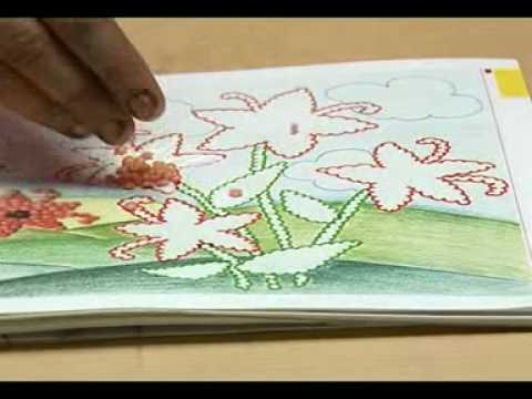 10 Making Flowers Dal Pasting Youtube