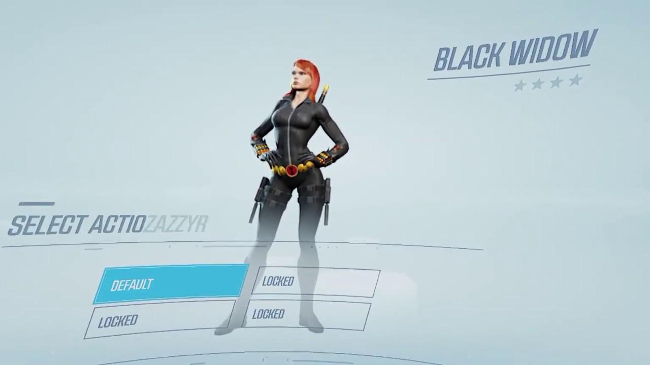 Marvel Powers United Vr Black Widow Powers Gameplay