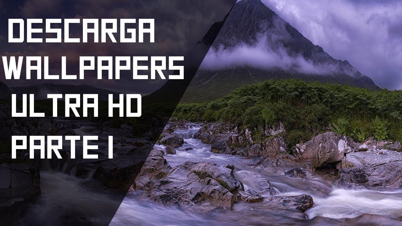 Descarga El Mejor Mega Pack De Wallpapers De Paisajes Ultra