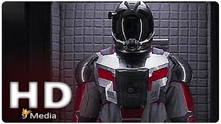 AVENGERS 4 Leak | Quantum Realm Suits (2019) Marvel Superhero Movie HD