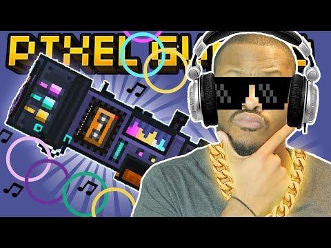 MUSIC! DROPPING EPIC DEADLY BEAT!!   Pixel Gun 3D
