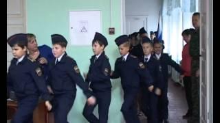 Кадеты СОШ№4 Пикалево 16 10 12