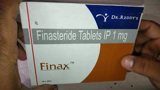 Finax Tablets review Medicine for Enlarged Prostate or Scalp Hair Loss