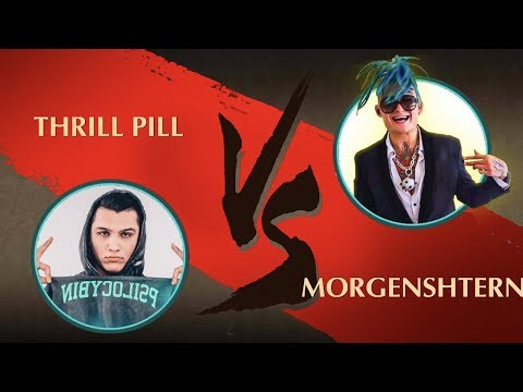 Shadow Fight 2 - Бой Thrill Pill vs Morgenshtern - Грустная Песня!