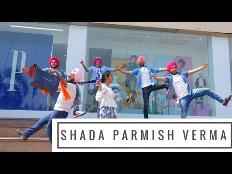 #ghaintBhangra || SHADA || PARMISH VERMA || PROUDLY SINGLE || DESI CREW || @ashkeBhangra