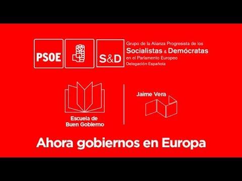 Escuela de Buen Gobierno Jaime Vera, Ahora Gobiernos en Europa Abierta