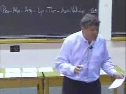 Lec 16 | MIT 7.012 Introduction to Biology, Fall 2004