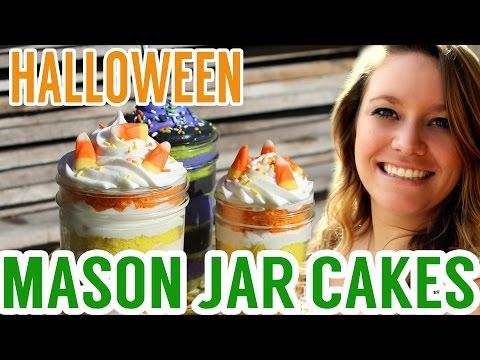 Mini Mason Jar Cakes: How To!