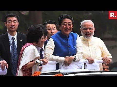 PM Modi And Shinzo Abe
