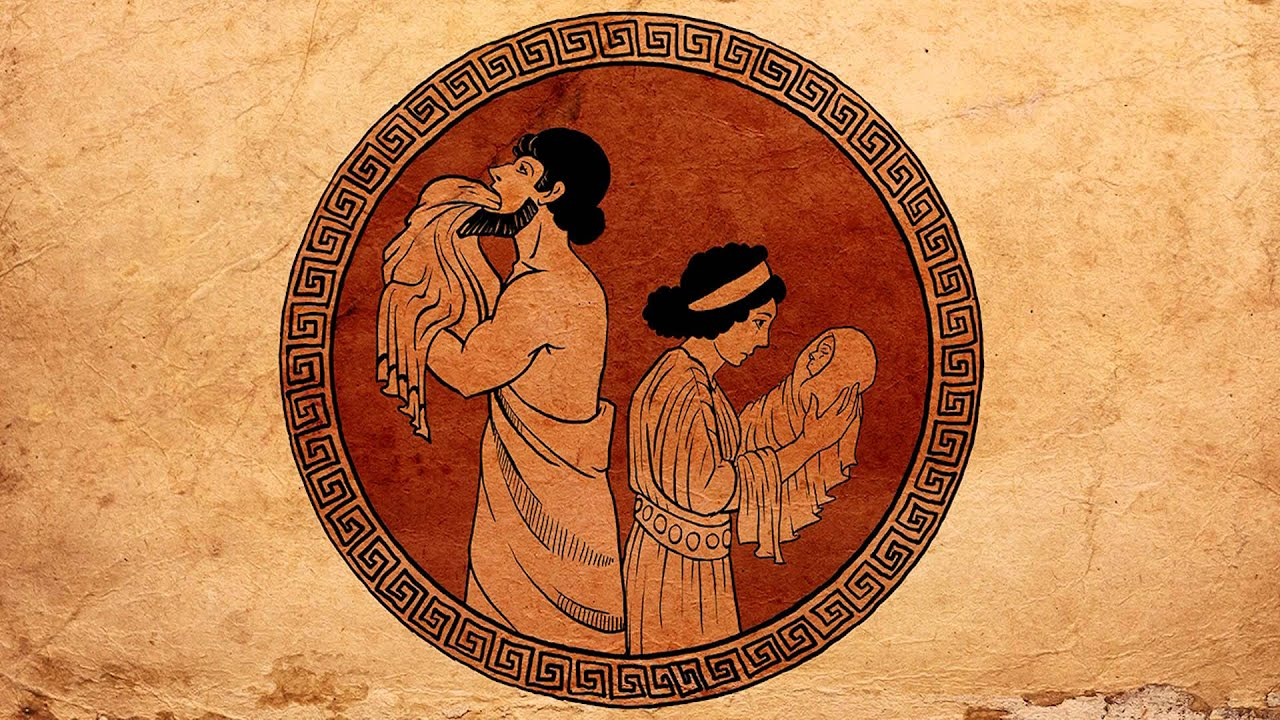 Kronos And Zeus