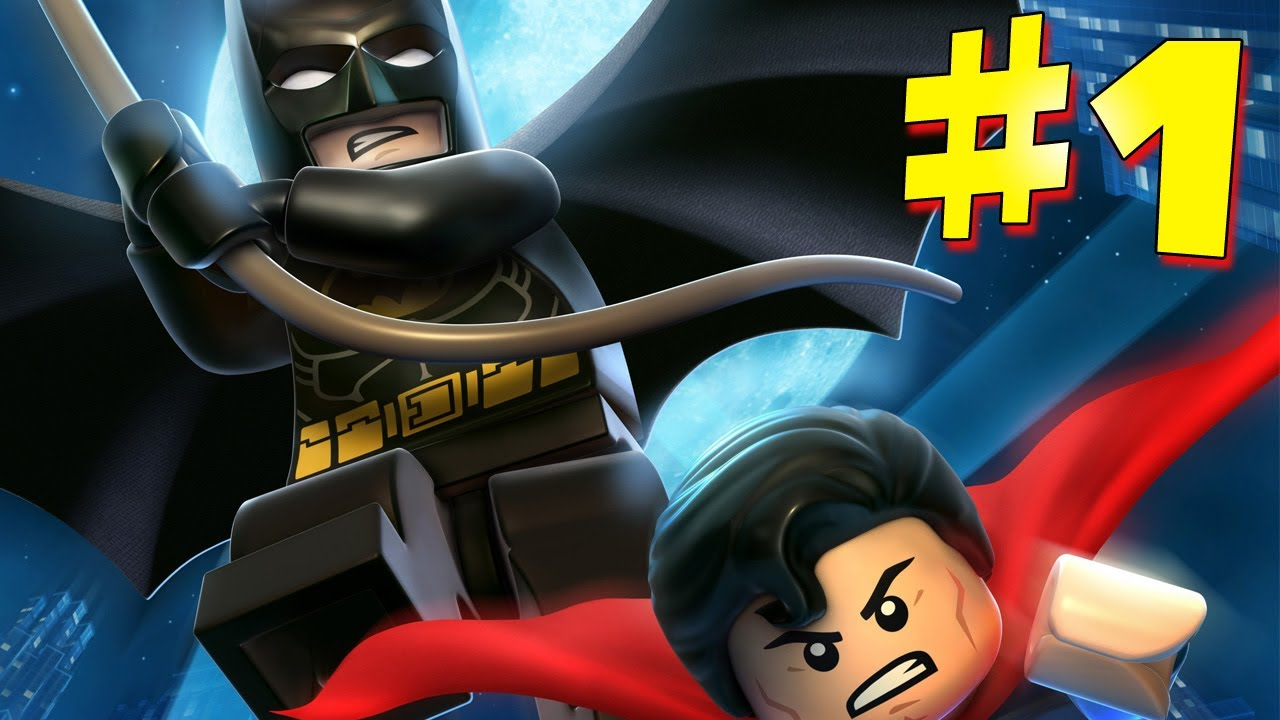 How to unlock all lego batman 2 characters.