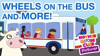 Wheels On The Bus And More | Kids Cartoon Collection
