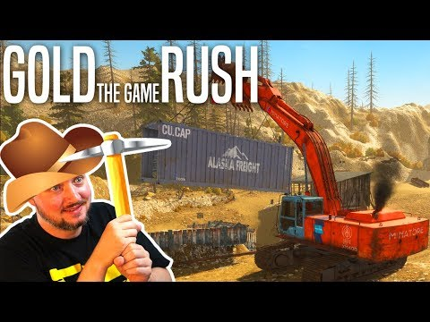 TIER 3 BEGYNDER! - Gold Rush The Game Dansk Ep 6