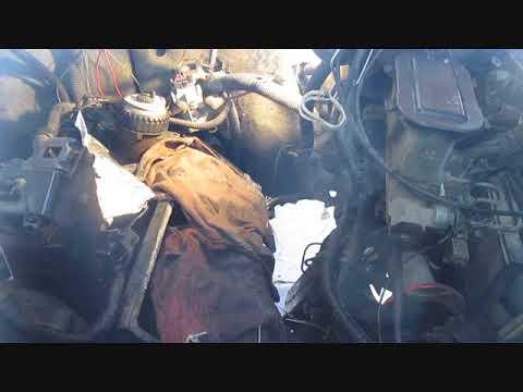 6.5L Turbo Diesel Head Gaskets Part 4 Broken Bolt Removal