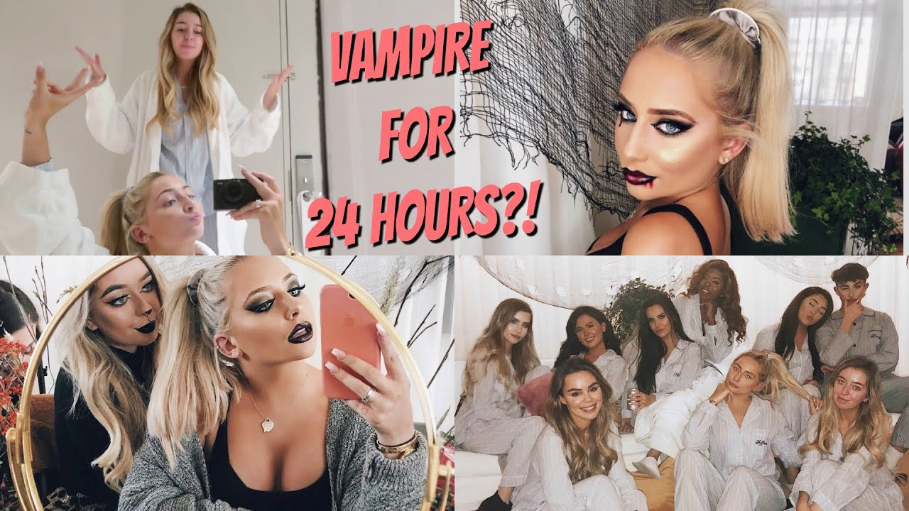 Being A Vampire For 24 Hours Easy Halloween Grwm Ad Youtube Behaviour®, dead by daylight® and their respective logos are registered trademarks of behaviour interactive inc. being a vampire for 24 hours easy halloween grwm ad