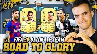 ICH KAUFE DEN GOAT! MESSI oder RONALDO?! ⭐🐐 #18 🔥💰 FIFA 20 ROAD TO GLORY [DEUTSCH]