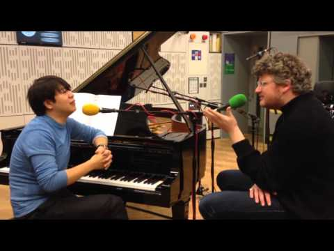 Lang Lang talks to Tom Service about music education, and moving to America