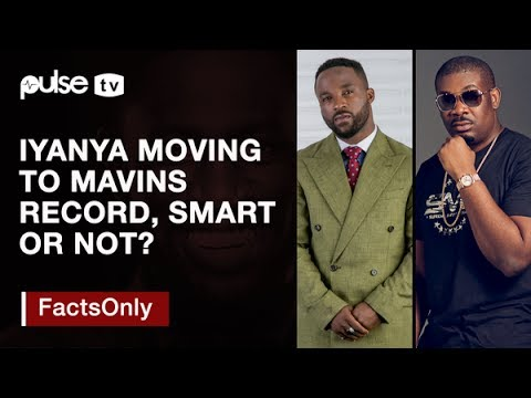 Iyanya Signing With Mavin Records: Smart Or Not? | Pulse TV