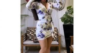 رقص منزلي ساخن للراقصة البرازيلية لوردينا على مهرجان اخواتي اخواتي