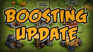 Clash of Clans Update | 1 Gem Boost | Don't miss the ending