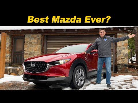 2020 Mazda CX- 30 | Best Small CUV In America?
