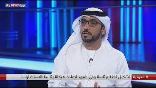 حوار مع رئيس تحرير صحيفة الرؤية محمد الحمادي
