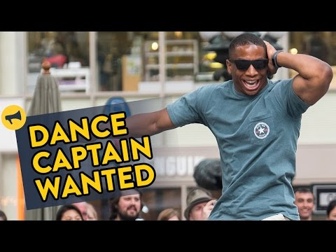 Dance Captain Wanted