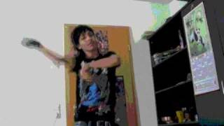 Doggy & Tarcan dance Old Training dance Electro Tecktonik video