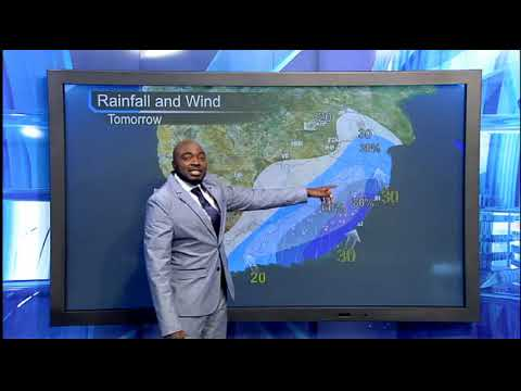Weather forecast: Snow in the Eastern Cape, 17 August 2017
