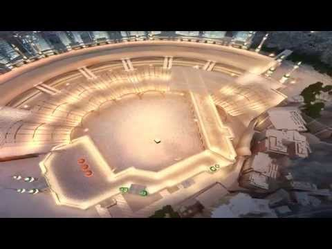 King Abdullah's Expansion For AlHaram Mosque (Grand Mosque)