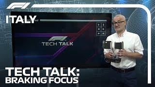 A Closer Look Aт Braking Systems   F1 TV Tech Talk   Crypto.com