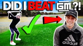 Did I Finally Beat GM GOLF?? | Stephen Vs. GM GOLF | Match #3