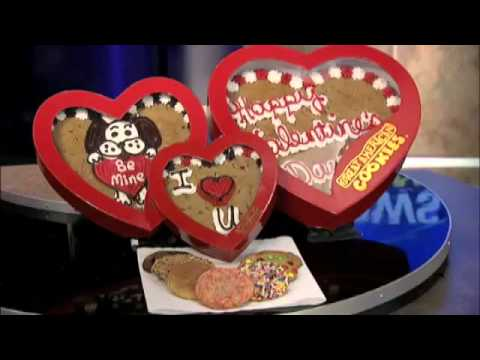 Great American Cookie Company Talks Valentine's Day