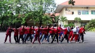 Yel-Yel Gen SSOSH SMAN 5 Surabaya