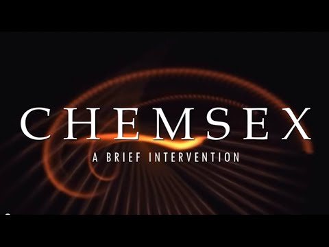 """ChemSex""; a role play for training purposes."