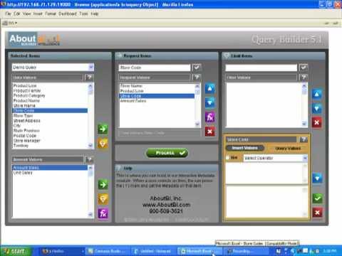 February 2011 - Features of Web Analysis - Oracle Hyperion Trainingиз YouTube · Длительность: 40 мин21 с