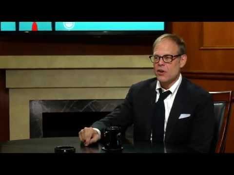 I Was a Chunky Monkey | Alton Brown | Larry King Now Ora TV